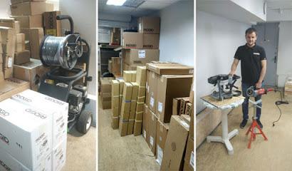 Поставщик промышленного оборудования ITC - промышленное оборудование и инструмент