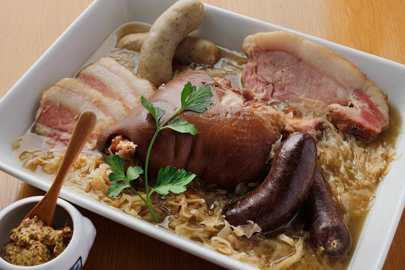 cucina tirolese 三輪亭 per famiglie