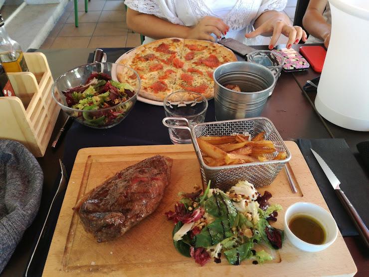 Le Shel B (Restaurante - Pizzería - Bar Tapas) Av. de Riells, 28 B, 17130 L'Escala, Girona