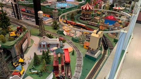 The Flat Rock Model Train Depot & Museum