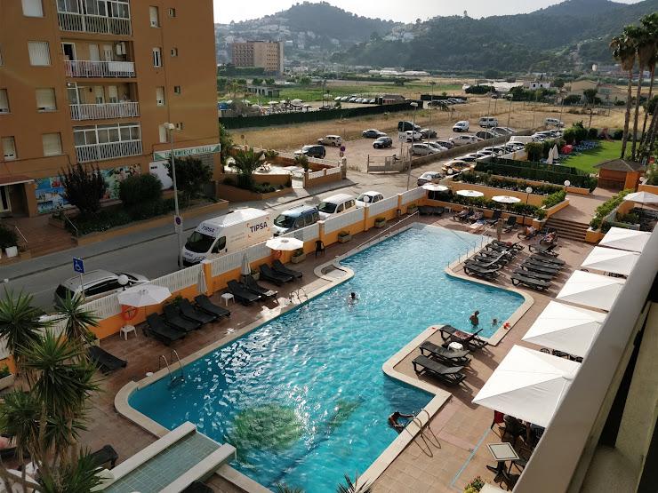 Tropic Park Hotel Hotel Passeig Marítim, 68, 08380 Malgrat de Mar, Barcelona