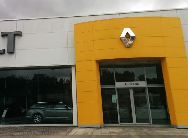 Concesionario Oficial Renault - Dacia