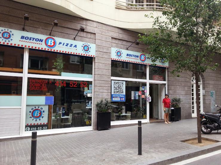 Boston Pizza Alfons XII Carrer d'Alfons XII, 15, 08006 Barcelona