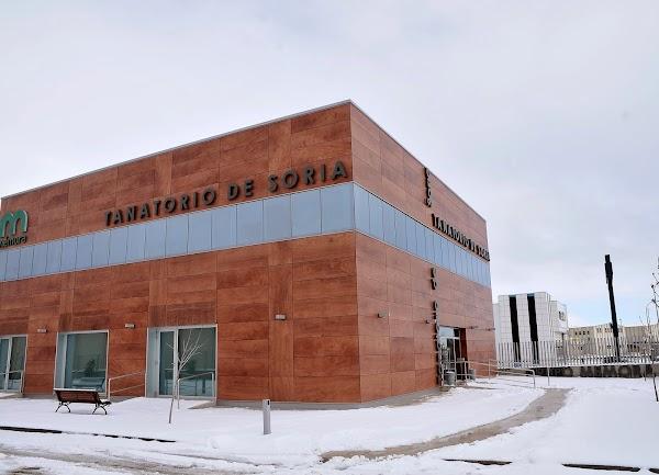 Tanatorio Soria - Mémora