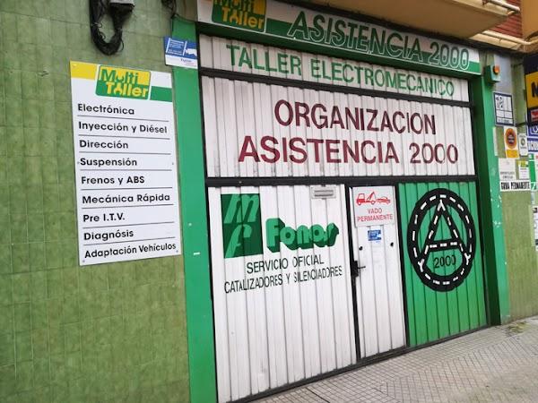 Asistencia 2000 S.C.