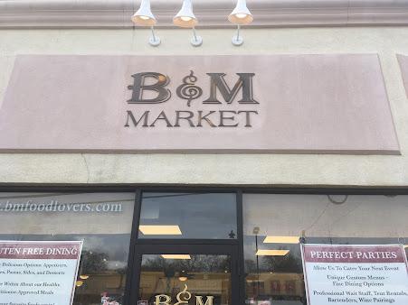 B & M Meat Market