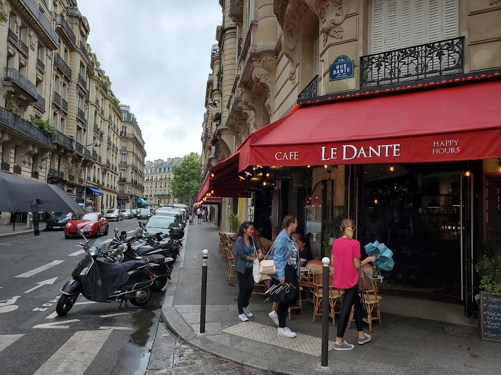photo du resaurant Café Le Dante