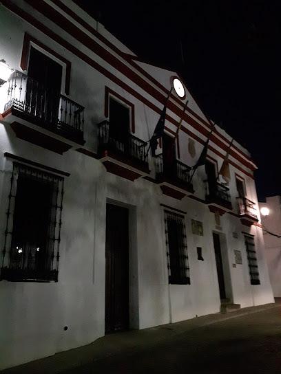 Ayuntamiento de Cumbres de San Bartolomé Centralita