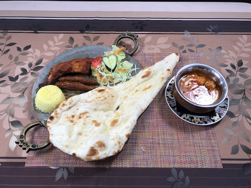 タージ インド料理