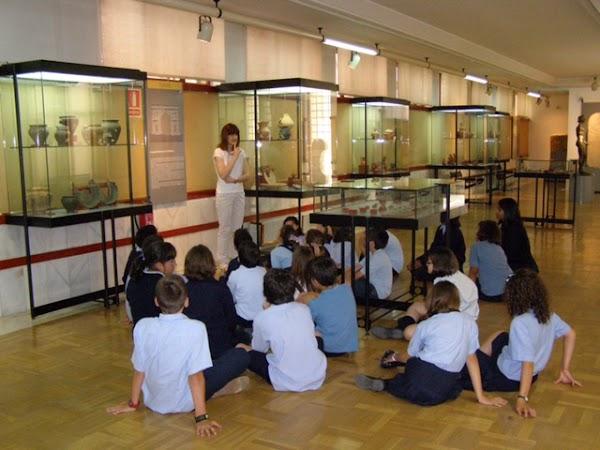 Escolapias Soria FEE  Colegio Santa Teresa de Jesús