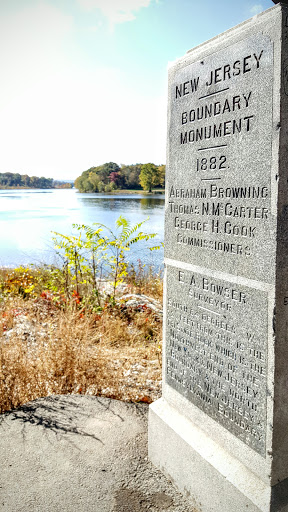 Monument «Tri States Monument», reviews and photos, Laurel Grove Cemetery, Montague Township, NY 07827, USA