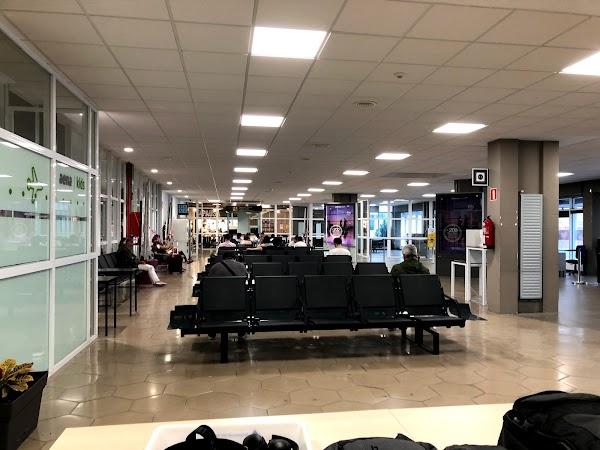 Aeropuerto de San Sebastián EAS