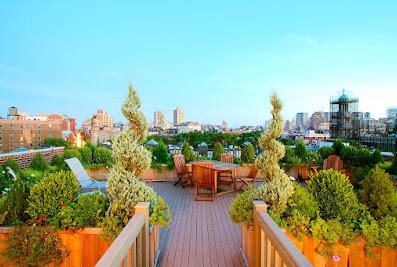 Amber Freda Landscape Design NYC