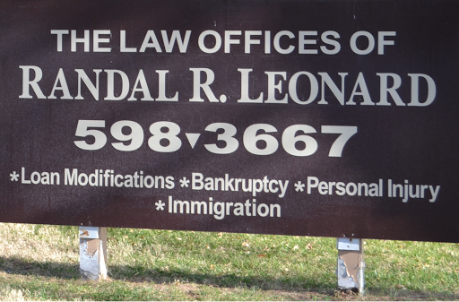 Bankruptcy Attorney «Randal R Leonard Law Firm : Randal R Leonard», reviews and photos