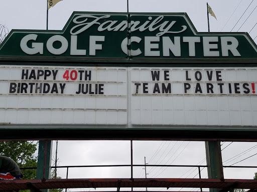 Golf Driving Range «Family Golf Center Miniature Golf», reviews and photos, 5204 Blue Hole Rd, Antioch, TN 37013, USA
