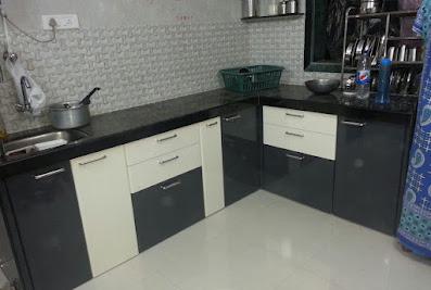 Kitchen Home modular kitchenPanvel