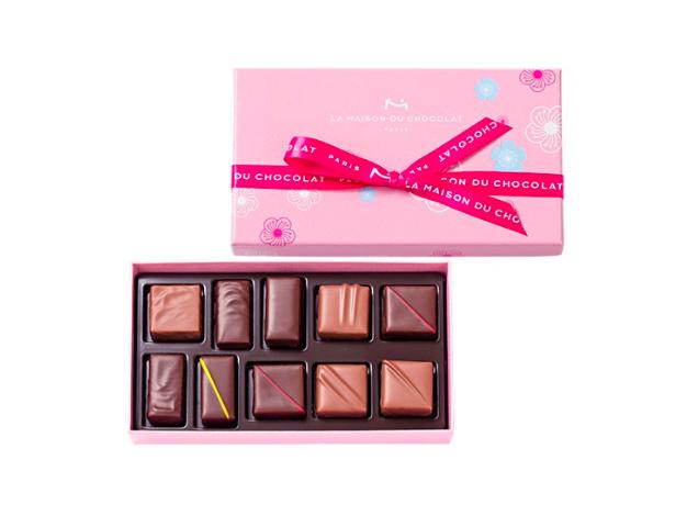 ラ・メゾン・デュ・ショコラ(La Maison du Chocolat) 大阪タカシマヤ店