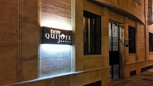 Hospedería Hotel Don Quijote