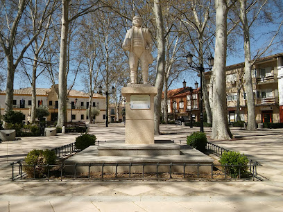 Plaza de España (La Glorieta)