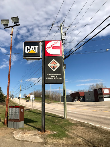 Truck Repair Garage F Martel & Fils Inc in Clermont (Quebec) | AutoDir