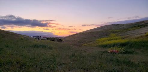 Tassajara Ridge Staging Area