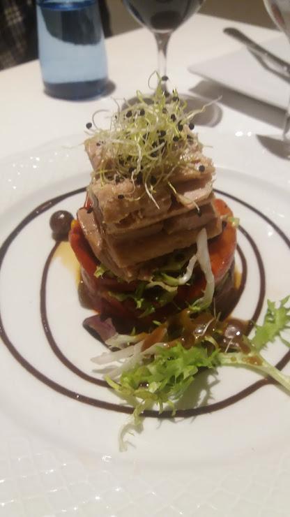 Restaurante Komokieras Carrer d'Espalter, 23, 08870 Sitges, Barcelona