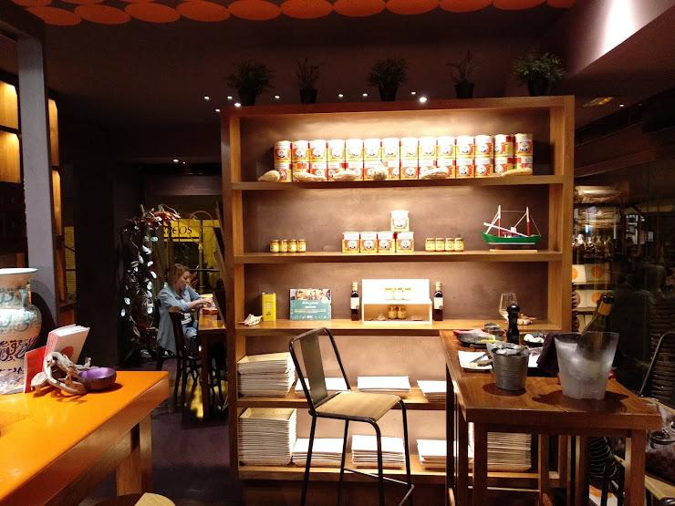 Gouthier Bar de Ostras Carrer de Mañé i Flaquer, 8, 08017 Sarrià, Barcelona