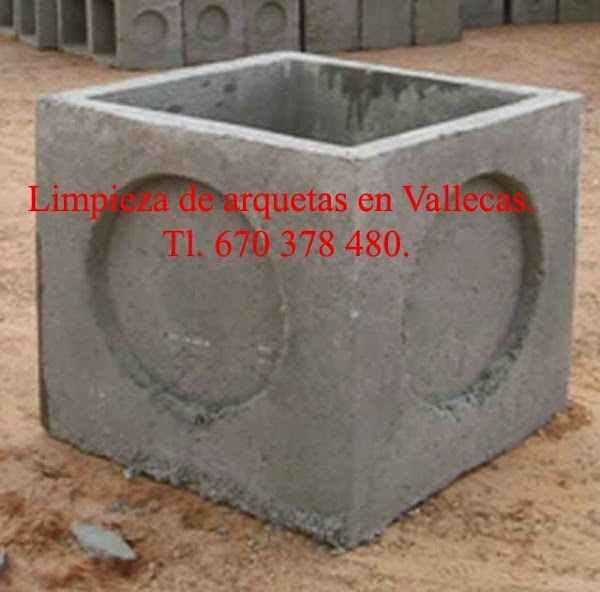 Desatascos Vallecas