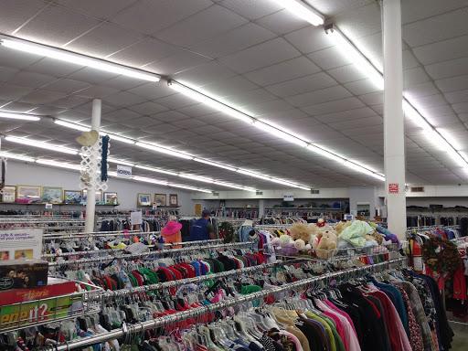 Goodwill, 1161 NW Loop 286, Paris, TX 75460, Thrift Store