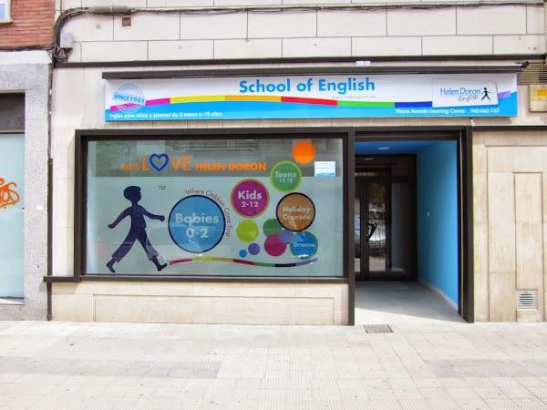 Helen Doron Vitoria-Academia de Inglés para Niños
