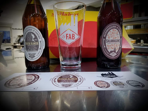 Brewery St-Hubert Express in Matane (QC)   CanaGuide