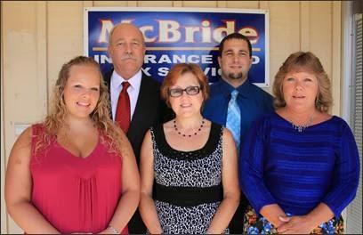 McBride Agency in Lawton, Oklahoma