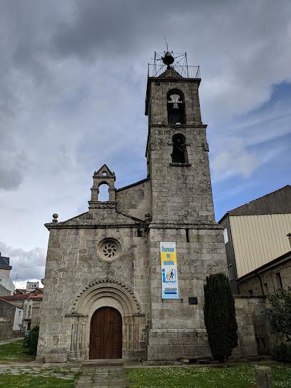 Igrexa de Santa Mariña de Xinzo de Limia