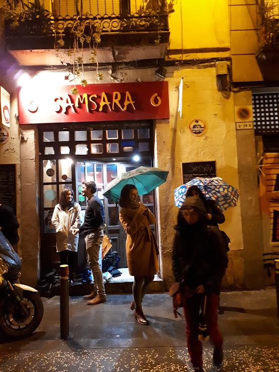 Samsara Carrer de Terol, 6, 08012 Barcelona