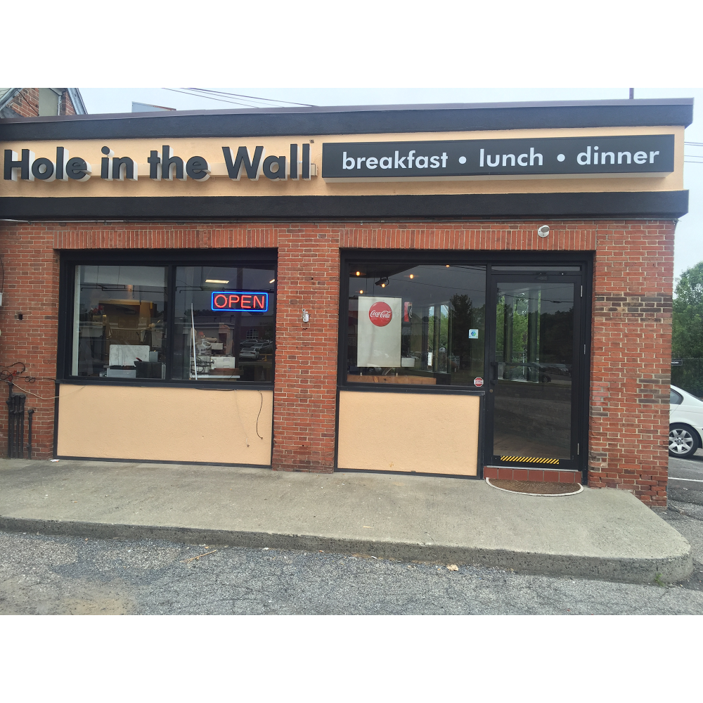 Hole In The Wall In The City Fairfield