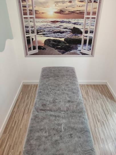 imagen de masajista Centro de masajes Viarmony