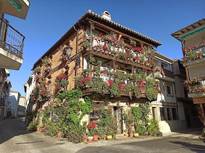 Casa de las Flores Museo del Juguete de Hojalata