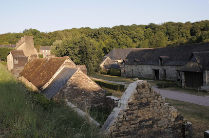 historic site of the Forges of Paimpont
