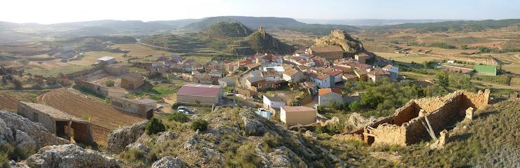 Ayuntamiento De Segura De Los Baños Centralita