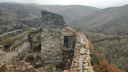 Castillo de Sarracín (Ruinas)