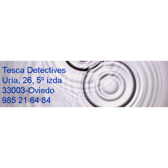 Tesca Detectives Privados en Asturias Oviedo, Gijón, Avilés