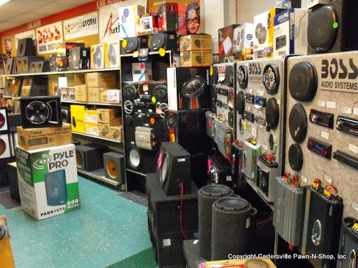 Pawn Shop «Cartersville Pawn-N-Shop Inc», reviews and photos, 134 W Main St, Cartersville, GA 30120, USA