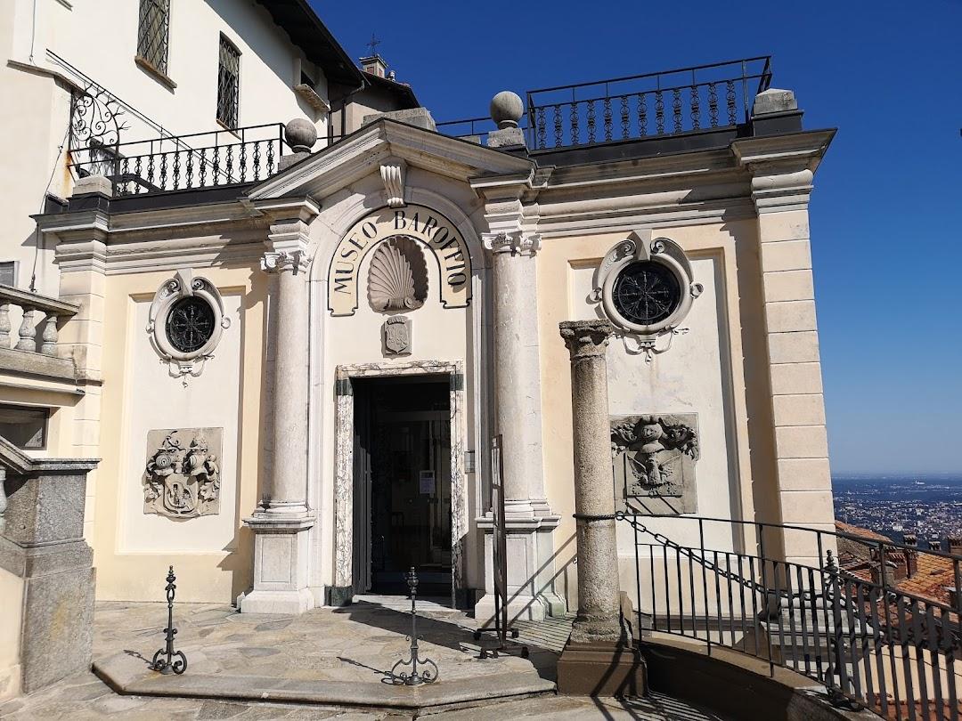 Museo Baroffio E Del Santuario Del Sacromonte Sopra Varese