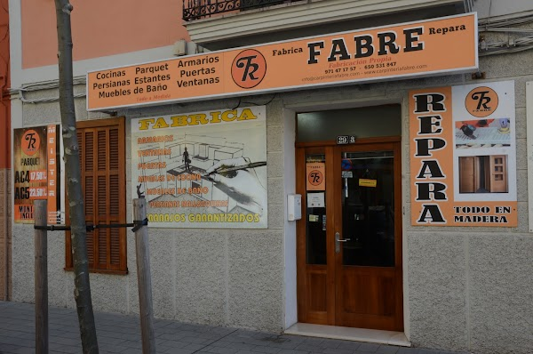 Carpintería FABRE Fabrica y Repara - Palma de Mallorca