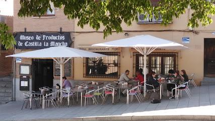 Información y opiniones sobre Restaurante Museo de Productos de Castilla-La Mancha de Toledo