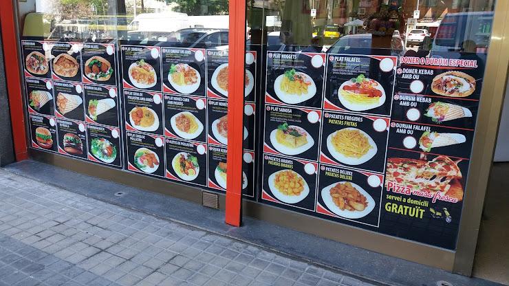 Ali Baba Doner Kebab 08005 Barcelona