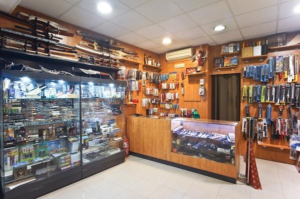 Cuchillería Parra Plaza Flores