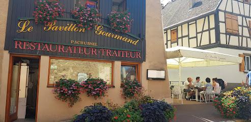 photo du restaurant Pavillon Gourmand