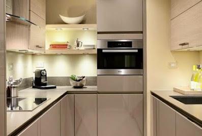 LuxR Modular Kitchen-Modular Kitchen In JaipurJaipur