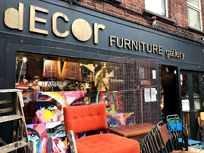 Furniture store Decor